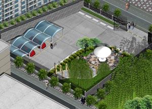 关于地下停车场上绿化的问题
