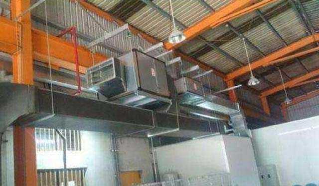 暖通工程施工管理学习