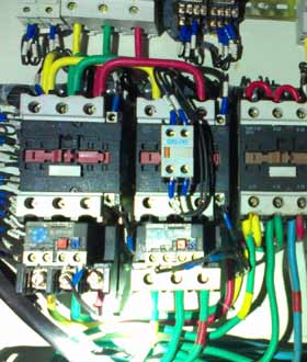 [供电配电]浮球控制水泵的控制箱接线图问题