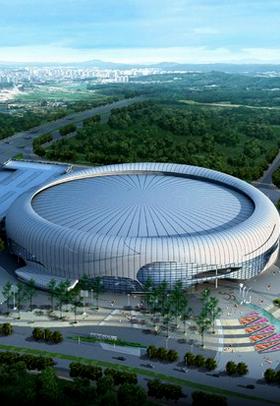 现代化体育馆设计,带你领略建筑奇迹