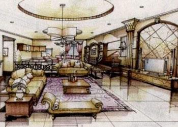 室内设计图——梁志天手绘选集(超高清)