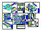 制冷原理图及系统图设计