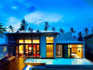 东南亚第一家w度假酒店