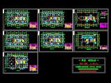 办公楼VRV空调系统图-含地下