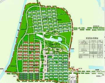 新农村建设规划方案---羽阳村