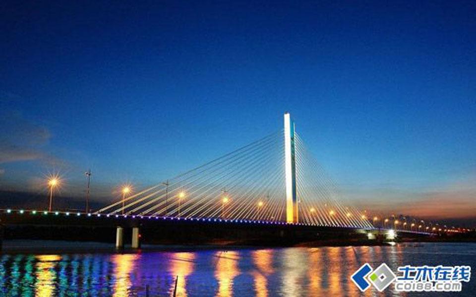 南通市城闸大桥