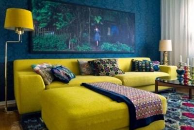 浅谈在室内设计中色彩的运用