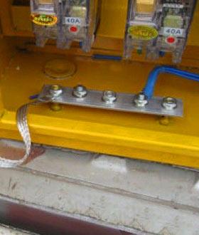 高压柜二次接地铜排规格有标准依据吗