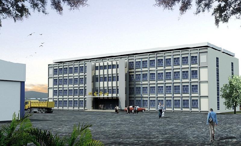 建筑抗震设防烈度为7度车间办公楼设计图片