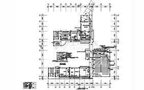 某学校弱电及智能化工程电气设计图