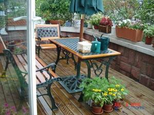 几张入户小花园图片