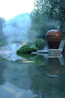 重庆天景雨山前