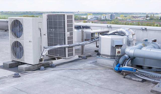 各类空调设备安装施工方案