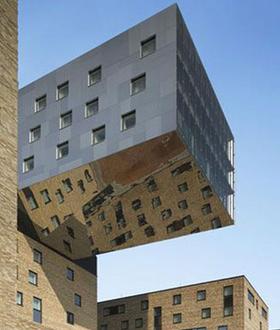 有哪些看起来违背结构原理的建筑?
