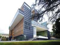 香港珠海学院新校园建筑