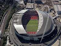 温布利国家体育场设计