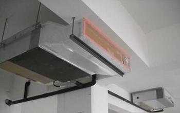分析VRV空调系统设计中几种新风处理的优缺点
