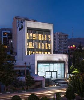 伊朗 Farmanieh 商业行政楼