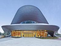 鸿坤西红门体育公园设计