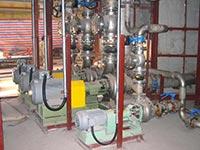 中央空调水系统水泵安装