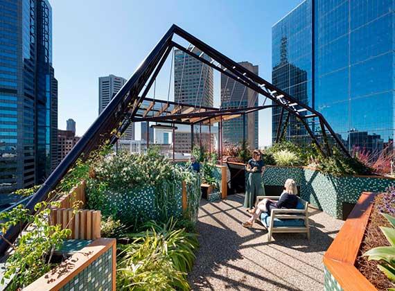 凤凰屋顶花园 / BENT Architectu