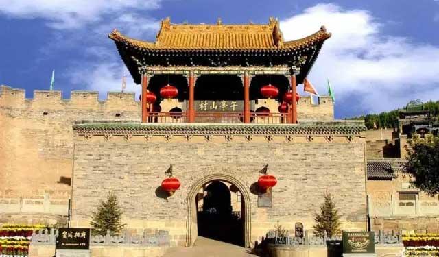 建筑艺术 | 中国古代的十大豪宅都在哪