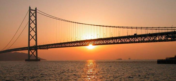 全球最长悬索桥是如何建成的?