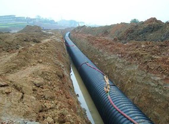 简析市政给水管道和排水管道的设计