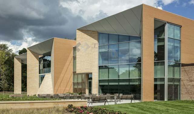 建筑精品附图案例推荐:沃尔什学院