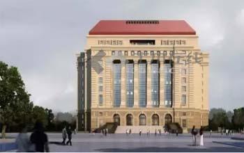 BIM技术助力山东大学图书馆