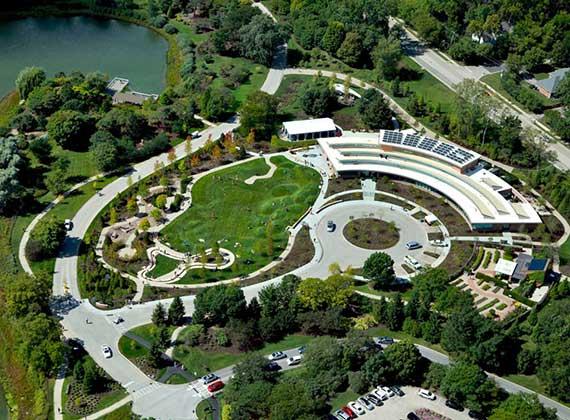 芝加哥植物园 – 雷根斯坦学园