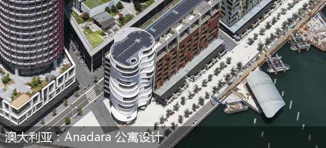 澳大利亚:Anadara 公寓设计