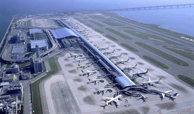 关西机场结构设计有何特色,为何将要沉