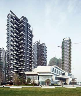 广州瀚海晴宇住宅设计