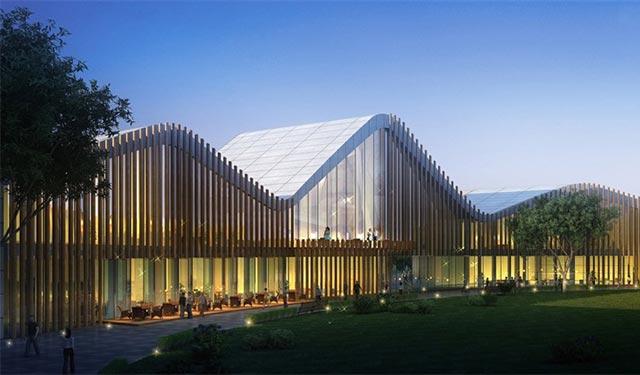 URBANLOGIC艺术工厂获2016年美国建筑奖