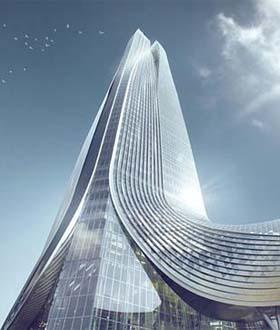 超高层建筑10大技术难点及应对