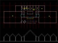 单层钢结构房屋建模求助