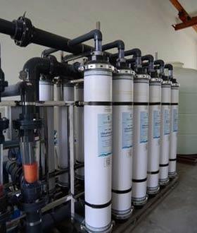 膜集成技术在高含盐废水中的应用
