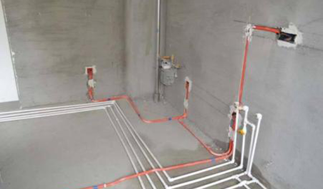 碧桂园最新水电安装精确定位的标准做法