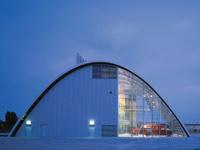 荷兰豪滕市消防站设计
