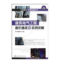 建筑电气工程造价速成与实例