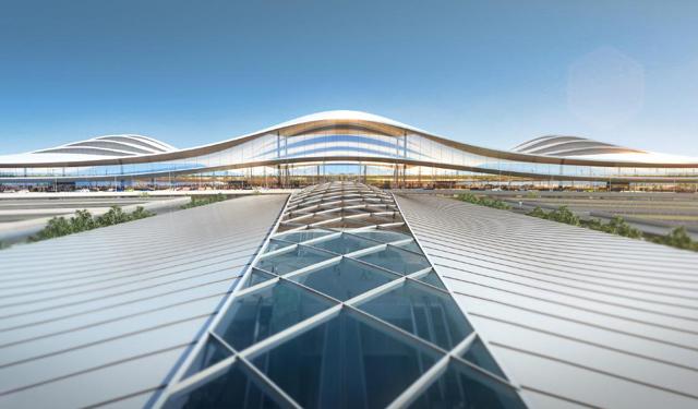 从项目出发,谈谈带天窗的大跨屋盖结构