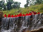 南非:自由公园景观