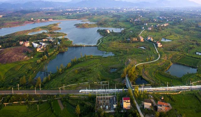 河道生态修复与栖息地重建技术