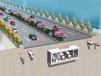 海东完成地下管廊建设近17公里