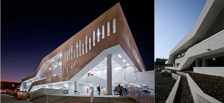 优雅精致的上海德富中学设计