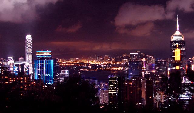 值香港回归20周年之际,再看东方之珠!