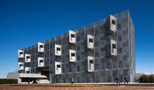 日本城西大学国际学生中心与宿舍