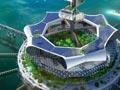 大坎昆生态岛设计