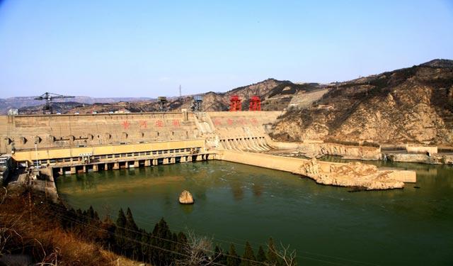 大坝设计—黄河小浪底水利枢纽设计